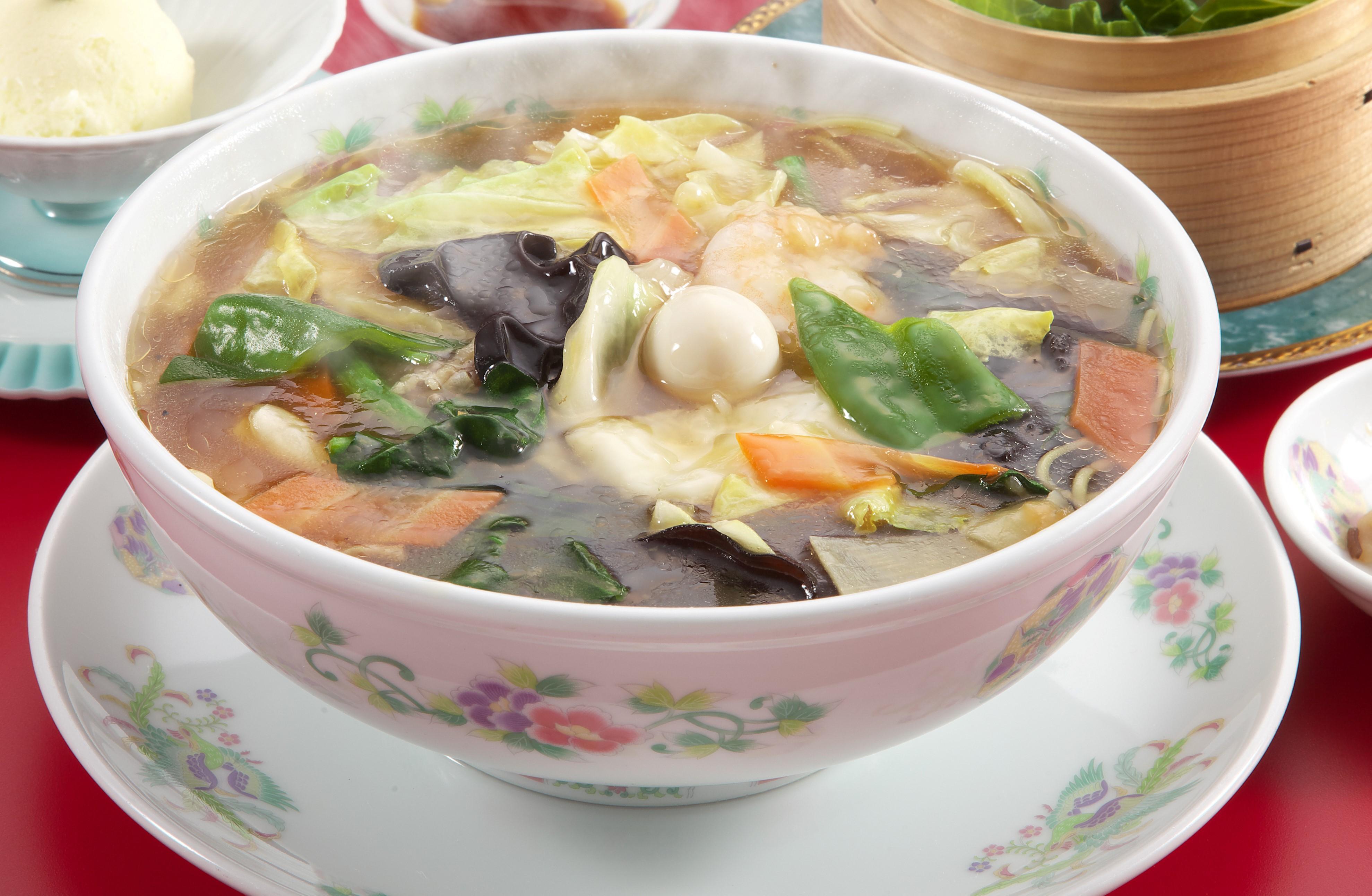 「中華麺フェア」のご案内