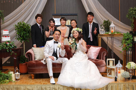 Wedding PlansWeddingsYokote Central Hotel